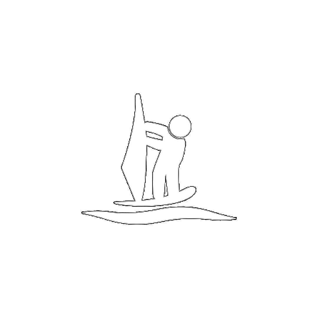 BodyBlue Surf Fitness Performance - Wind Surf