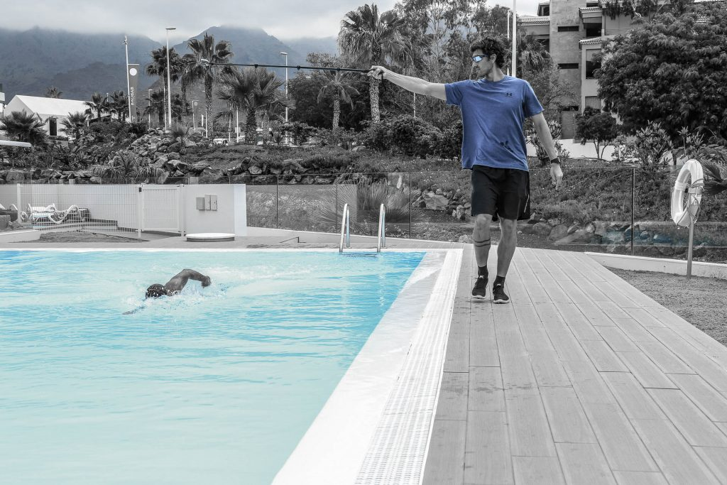 Nico Gil Personal Trainer & Swimming Coaching - Video Analysis
