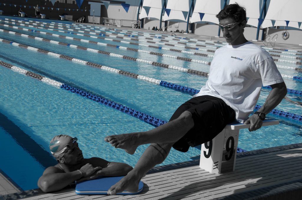 Nico Gil BodyBlue Personal Trainer & Swimming Coaching Tenerife Top Training