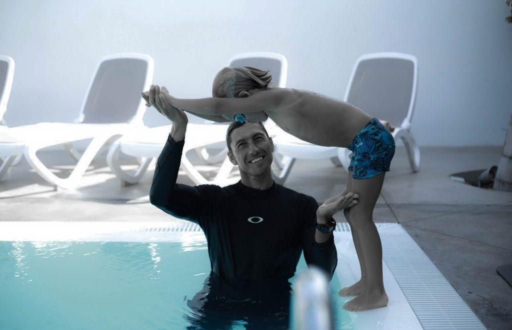 BlueKids Swimming Classes for kids