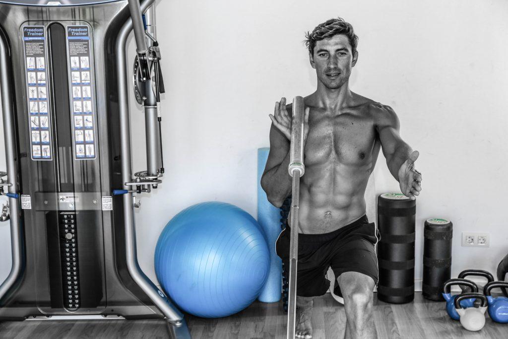 Nico Gil BodyBlue Personal Trainer & Swimming Coaching